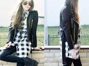 jacket cuir noir