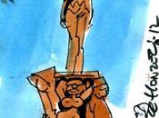 L'hommage François Hollande Jules Ferry gauche donneuse leçons
