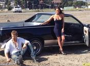 Photoshoot Kellan Lutz with Fernanda Romero