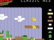 Recréer classiques Nintendo Lego