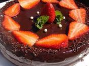 Gâteau chocolat extra thermomix)