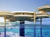 incroyable hotel sous-marin Dubai Deep Ocean Technology