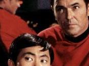 Star Trek cendres Scotty dans l'espace