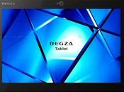 Toshiba Regza nouvelles tablettes jusqu'à 13,3 pouces