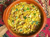 Salade lentilles corail lardons
