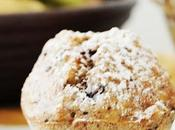 complément magnésium matin: Muffins chocolat banane l'avoine