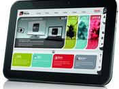 Toshiba annonce tablette AT300