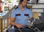 serpent dans rues Trois-Rivières