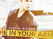 "Justin Bieber présente pochette single ""Die Your Arms"""