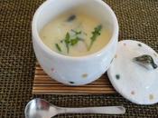 Flan oeufs Chawan-Mushi 茶碗蒸し