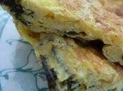 Omelette l'oseille