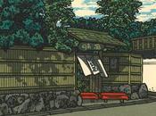estampes japonaises contemporaines Katsuyuki Nishijima