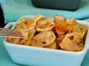 Pommes terre boulangères herbes, sans gras