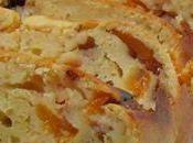 Cake Abricot Bounty® goûter gourmand mercredi