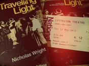 Travelling Light (Nicholas Wright) National Theatre