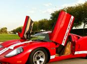 réplique électrique Ford GT40