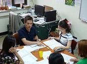 étudiants français stage l'université nationale Chungbuk