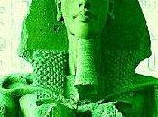 Égypte entre vert moutarde croissant