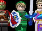 Zelda avoir LEGO