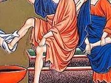 Jeudi Saint: allez vous faire laver pieds!