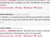 Nadine Morano veut faire interdire l'anonymat twitter