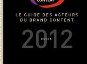 Brand content guide acteurs
