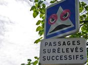 panneaux signalisation détournés Clet