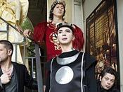Pop'Pea théâtre Chatelet Electrique...et souvent pathétique
