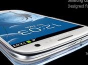 port l'enregistrement vidéo Galaxy SIII 30Mbps