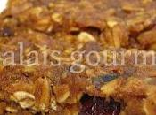 Barres granola citrouille beurre d'arachide