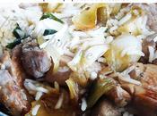 Filet mignon porc caramélisé magret canard)