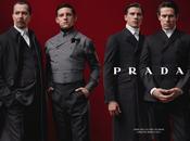 campagne publicité automne hiver 2012 2013 Prada homme