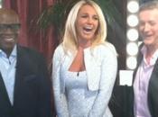 Vidéo Interview Britney dans coulisses Factor