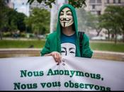 Manifestation contre Acta. juin 2012, Paris.