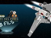 Concours création vaisseaux chez LEGO