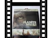 [ARRIVAGE] planète singes Steelbook