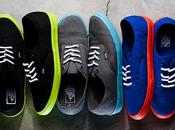 Vans Authentic Lite Printemps 2012