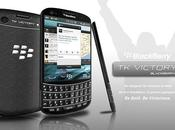 concept BlackBerry sous OS10