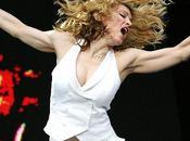 Madonna Barcelone