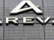 Uranium Areva cède parts dans projet canadien Millenium