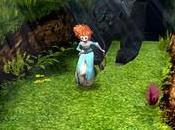 Temple Rebelle l'application version Disney/Pixar