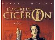 L'Ordre Ciceron, tome Malka Gillon