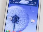 Samsung Galaxy déjà succès