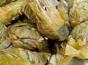 Artichauts poivrade barigoule