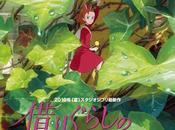 Arrietty, petit monde chapardeurs Karigurashi Arietti, Hiromasa Yonebayashi (2010)