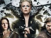 Blanche-Neige Chasseur conte avec Kristen Stewart Charlize Theron
