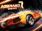 Asphalt Heat, demain votre iPhone iPad...