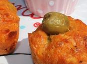 Minis cakes chorizo, caviar tomate origan