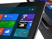 Asus Taichi ultrabook sous Windows avec double-écran dont tactile