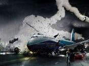 crash aérien réalisé avec Photoshop